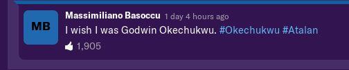 Wish i Was Okech